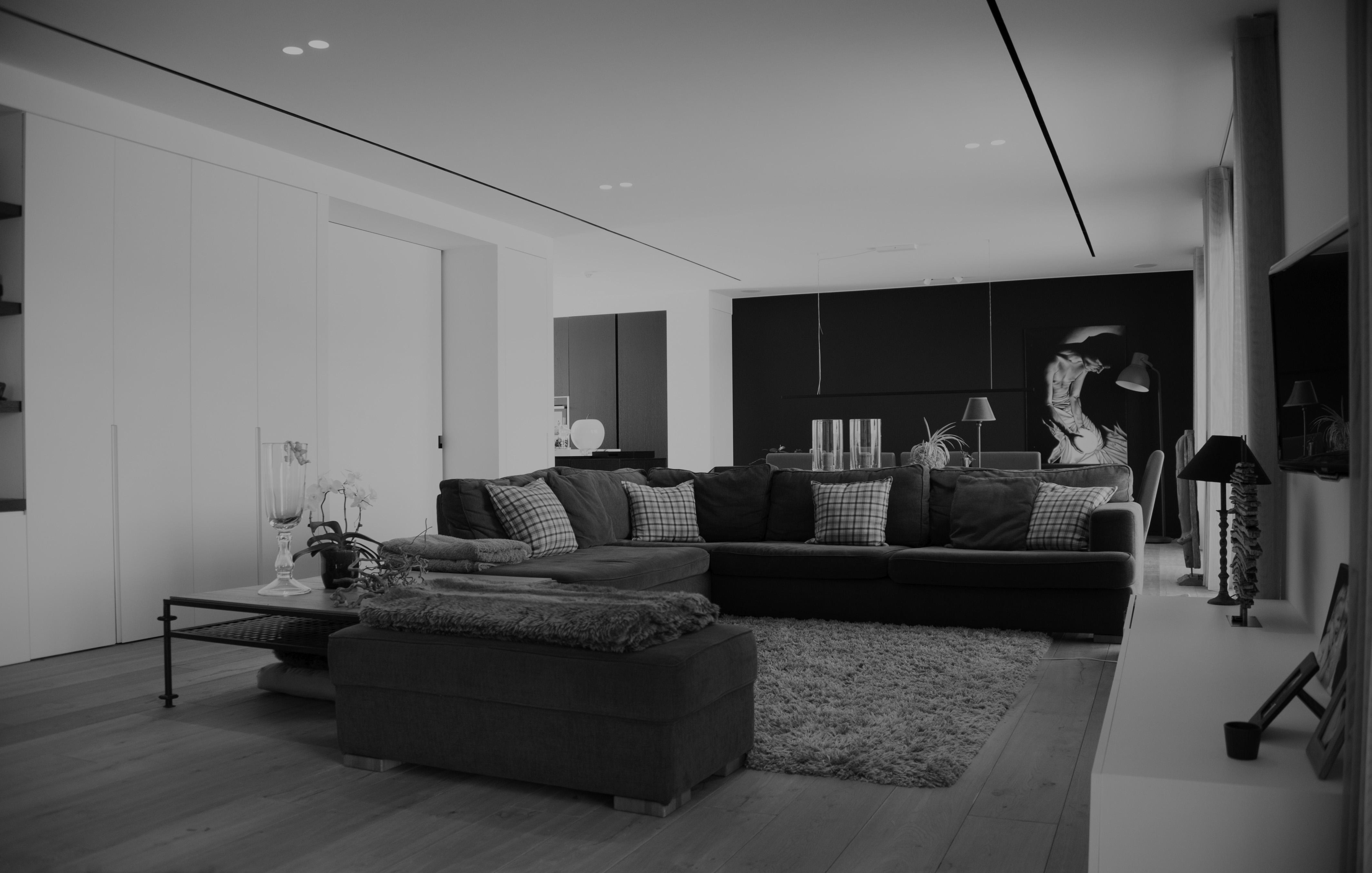 Moderne living idee atelier for Moderne living